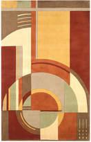 """Kas Signature 9134 Art Deco 3'6"""" x 5'6"""" Area Rug"""