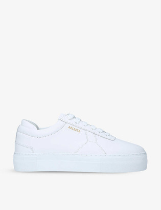 Axel Arigato Platform leather trainers