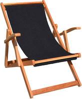 WholeStory Hammocks Wanderlust Chair, Black