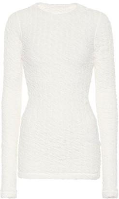Jil Sander Stretch cotton top