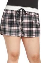 PJ Salvage Plus Size Women's Velour Shorts