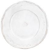 Vietri Bellezza White Dinner Plate