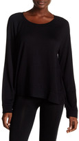 Shimera Long Sleeve Crew Neck Pullover