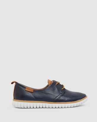 Easy Steps - Women's Navy Lifestyle Sneakers - Jigsaw - Size One Size, 37 at The Iconic