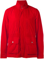 Kiton lightweight jacket - men - Nylon/Spandex/Elastane - 48
