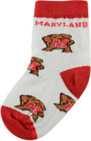 For Bare Feet Toddlers' Maryland Terrapins Socks