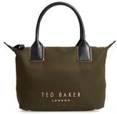 Ted Baker Small Amili Nylon Tote - Green