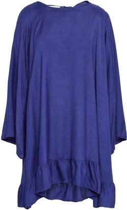 SUNDRESS Indiana Embellished Woven Mini Dress