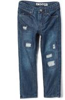 DKNY Medium Classic Straight-Leg Jeans - Toddler & Boys