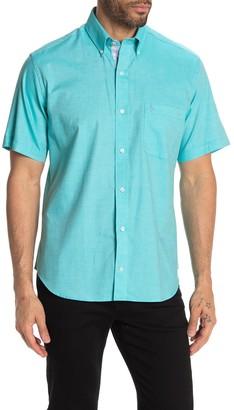 Tailorbyrd Short Sleeve Regular Fit Shirt
