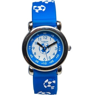 Citron Boys Football Watch Blue