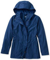 L.L. Bean H2OFF Rain Jacket, PrimaLoft-Lined