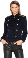 Pierre Balmain Military Sweater
