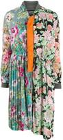 Thumbnail for your product : Junya Watanabe Floral Print Coat