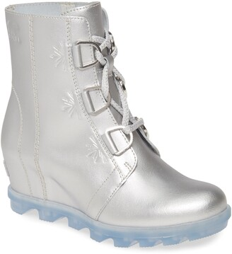 Sorel x Disney 'Frozen' Joan of Arctic(TM) Waterproof Wedge Boot