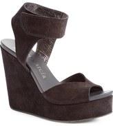Pedro Garcia 'Tenley' Ankle Strap Platform Wedge Sandal (Women)