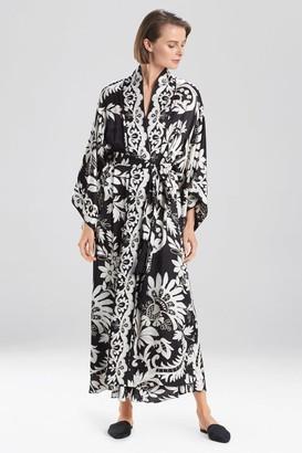 Natori Mantilla Scroll Robe