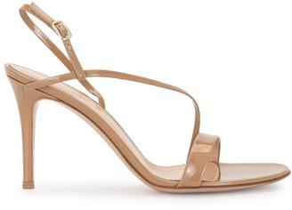 Gianvito Rossi Strappy Leather Sandals