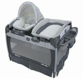 Graco Pack 'n Play Playard with Nuzzle Nest Sway Seat - Mason