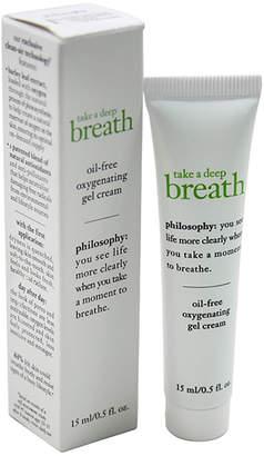philosophy 0.5Oz Take A Deep Breath Oil-Free Oxygenating Gel Cream
