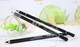 Smrroy 1 Pc Waterproof Smooth Black EyeLiner Pencil