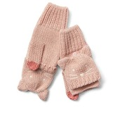 Gap Cat face convertible mittens