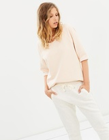 Maison Scotch Home Alone Loose SS Sweat