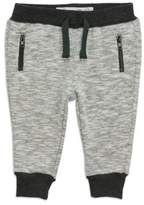 Sovereign Code Windley Slub French Terry Jogger Pant in Grey