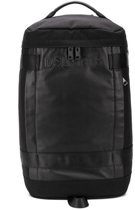 Diesel Cylindrical Backpack