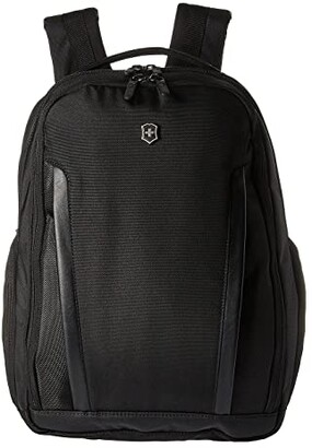 Victorinox Altmont Professional Essential Laptop Backpack (Black) Backpack Bags