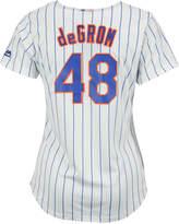 Majestic Women's Jacob DeGrom New York Mets Replica Cool Base Jersey