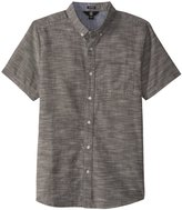 Volcom Men's Everett Oxford Short Sleeve Shirt 8166712