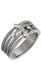 Nadri Women's 'Liliana' Cubic Zirconia Ring