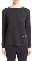 Fabiana Filippi Women's Wool, Silk & Cashmere Boatneck Sweater