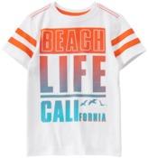 Crazy 8 Beach Life California Tee