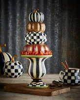 Mackenzie Childs MacKenzie-Childs TABLETOP STACKING PUMPKINS