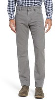 BOSS Men's 'Maine' Straight Leg Five-Pocket Pants