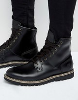 Timberland Britton Heel Lace Up Boots