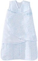 Halo Baby Muslin Turquoise Circles SleepSack Swaddle