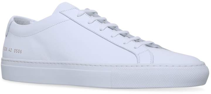 Common Projects Original Achillies Low-Top Sneakers