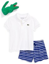 Lacoste Polo & Shorts (Baby)