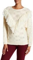 Trina Turk Lilee Long Sleeve Merino Wool Sweater