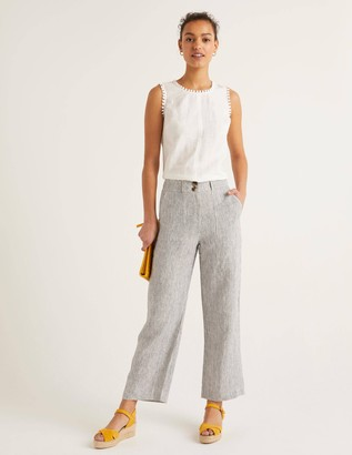 Filey Seamed Pocket Trousers
