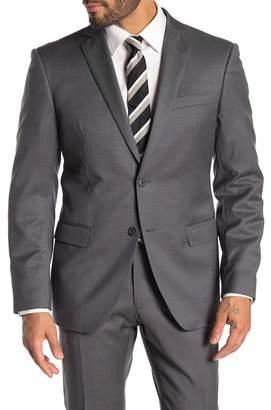 John Varvatos Bedford Two Button Notch Lapel Wool Suit Separates Jacket