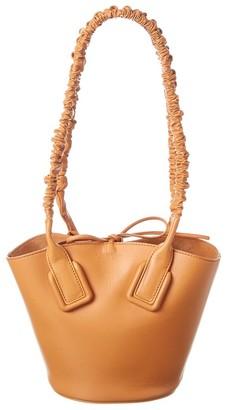 Bottega Veneta Basket Mini Leather Tote