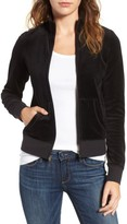 Juicy Couture Women's Fairfax Terry Track Jacket