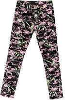Love Moschino Printed Skinny-Leg Jeans w/ Tags