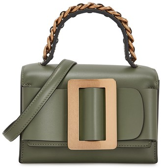 Boyy Fred Olive Leather Cross-body Bag