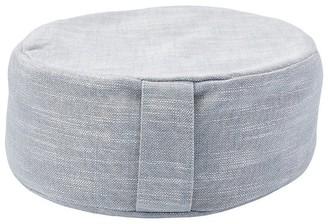 Indigo Zafu Meditation Pillow Grey