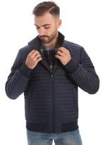 Geox M6420N T2163 Down jacket Man Blue Blue